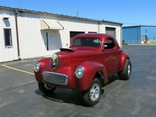 1941 Willys Gasser, High Quality Build, 496ci 4-speed, Sale/Trade