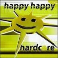 Happy Happy Hardcore Samples the Clown, Boshida Teriyaki, Temporal, Focus.. [CD]