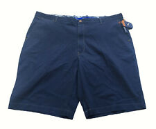 NWT Men's Tommy Bahama Relax Casual Cotton Shorts Size 52R Navy