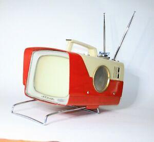 VERY RARE 1961 SHARP TRP 801 TELEVISION - VINTAGE SPACE AGE