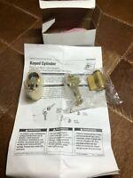 Andersen - Hinged Patio Door Keyed Lock Assembly - Bright Brass - 2579499 NEW