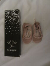 New in the Box Capezio TEKNIK 200X Pink Ballet Slippers Shoes Size 6.5 C TODDLER