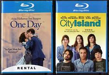 One Day (Blu-ray Disc, 2011) & City Island (Blu-ray Disc, 2009)