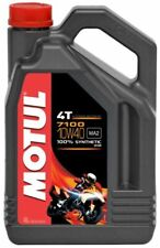 Motul 4T 7100 10W40 MA2 4L Huile de Moto Synthétique