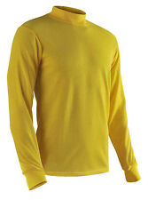 Lot of 5 USAF Military Surplus US Navy Flight Deck Crewmans Jersey Yellow NEW