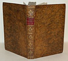 Lectures On The Materia Medica As Delivered By William Cullen - 1781 - HB