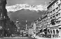 BR53866 Maria Theresienstrasse mit Nordkette tramway Innsbruck      Austria