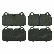 Front Brake Pad Set Fits BMW 7 Series E38 X6 E71 F16 OE 34116761249 Febi 16109