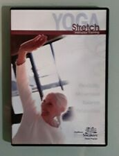 silver sneakers  YOGA STRETCH  INSTRUCTOR TRAINING     DVD