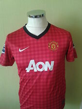 Manchester United 2012 , V.Persie  home shirt  size  L  12/13 years