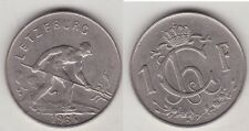 LUXEMBOURG   1 FRANC 1964  FRANG