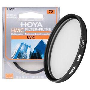 HOYA 72MM HMC UV(C) FILTRO NEUTRO PROTEZIONE OBIETTIVO - ORIGINALE HOYA