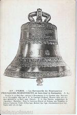 Ancienne carte postale, PARIS, La Savoyarde de Montmartre, non écrite au revers