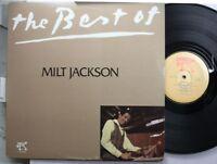 Jazz Lp Milt Jackson The Best Of On Pablo Today
