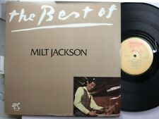 Jazz Lp Milt Jackson The Best Of On Pablo Today