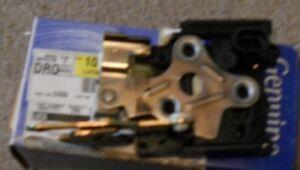 NOS 2005-09 Chevrolet Uplander Pontiac SV-6 RH Rear Door Lock