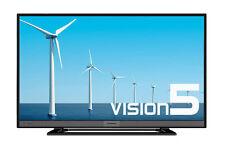 Fernseher mit DVB-T2, Energieeffizienzklasse A und inklusive Fernbedienung