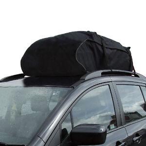 Car Roof Bag Cargo Top Box 458 Litre X-Large Water Resistance Van Storage Soft