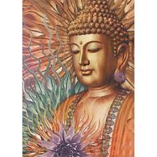 5D DIY Full Drill Diamond Painting Buddha Cross Stitch Embroidery Mosaic #gib