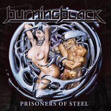 BURNING BLACK - Prisoners of Steel / New CD 2008 / Heavy Power Metal / RARE