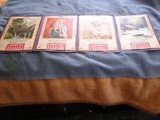 1943 Rembrant Calendars Salesman Sample