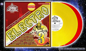 CBR UNDERGROUND ELECTRO VOL.3/Electro,Rap,Funk,VOCODER*Rare !! (BREAKDANCE) Bass