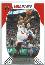 2020-21 Hoops Basketball - Kyle Lowry - Toronto Raptors - Base Card #61
