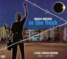 2 CD + DVD (NEU!) . ROGER WATERS - In the flesh live (Pink Floyd mkmbh