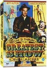 The Greatest Show On Earth (1952) DVD (Sealed) ~ Charlton Heston