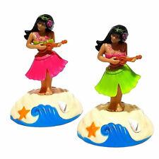 Tanzende Hawai Hula Girl Solarfigur Wackelfigur Solar Deko Figur Dekoration Auto