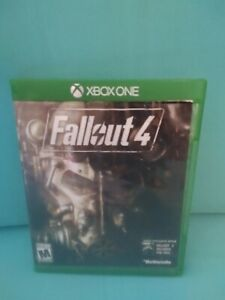 Fallout 4 for Xbox One XBOX-ONE(XB1) Action / Adventure (Video Game)