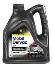 MOBIL 112828 Diesel Engine Oil, 1 Gal, SAE Grade 15W-40