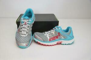 New Inov-8 RoadClaw 275 Women's Running Shoes Standard Fit 6.5 Trail Gym Silver