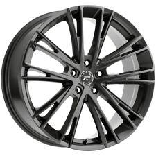 "Platinum 458GN Prophecy 17x8 5x108 +40mm Gunmetal Wheel Rim 17"" Inch"
