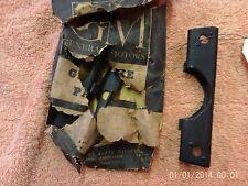 NOS GM 1958 1959 1960 1962 CHEVY EXHAUST CLAMP BRACKET  MUFFLER TAILPIPE
