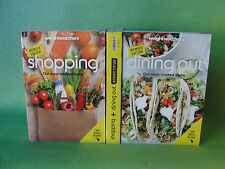 Weight Watchers 2017 Smart Points Diet Plan Shopping + Dining Out Book