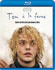 NEW Tom à la ferme [*Tom at the Farm*] (Blu-ray, Region A) Xavier Dolan, Quebec