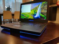Alienware 18 i7 4800MQ 3.7GHz - GTX 780M SLI - 16GB DDR3 - 160GB SSD + 1TB!