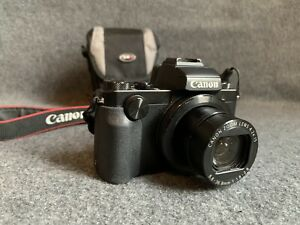Canon PowerShot G5 X 20mpx Camera MK1 - Black