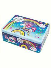 Rachel Ellen Magical Treasures Unicorn Storage Tin - Girls Unicorn Storage Tin