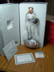 """2001 Character Collectibles Dale Earnhardt #3 """"STATUE OF DALE w/HELMET NOS Mint"""