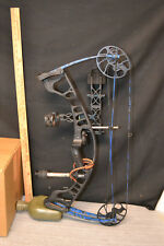 Hoyt Archery Ignite Compound Bow with Fiber Sights Quiver Stabilizer
