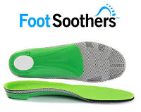 Orthotic Insoles Arch Support Plantar Fasciitis Inserts BeetleArch+ Flat Feet