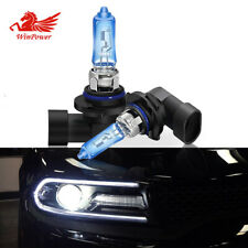 2x 9005 HB3 Halogen Headlight Bulbs 5500K Xenon White High/Low Beam Super Bright