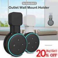 2019 Wall Mount Hanger Holder Bracket For Amazon Echo Dot 3rd Generation Speaker