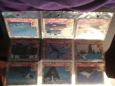 13 Collectible Desert Storm Trading Cards