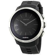 Suunto Spartan Sport Black Touch Screen Mens Multisport Watch SS022649000