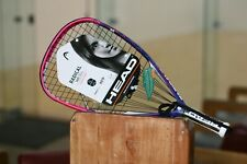 Head Racquetball Racquet Graphene Touch Radical 160 Pink Color Paola Longoria