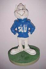 "Saint Louis Billiken 7"" Limited Edition Ceramic Mascot 2000 NCAA Blue White"