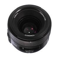 Yongnuo YN 35MM F2 AF/MF manuelle grand angle fixe premier objectif pour Nikon